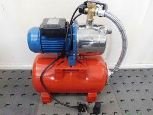 Inline Automatic Booster Pressure Water Pump